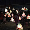 Lantern-making for our 'Hungry Little Minds'